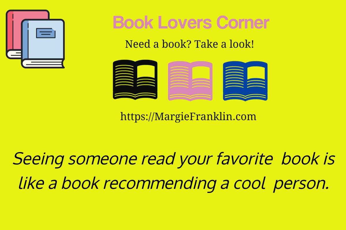 Want a Book - Take a Look | Reading is Fun!